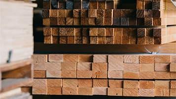 杉山家具製作所の木材