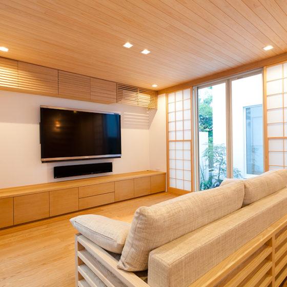 S様邸(住宅家具)